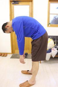 【症例報告】左のお尻から足までしびれます ヘルニア/坐骨神経痛 50代男性 ソフトボール 富士市