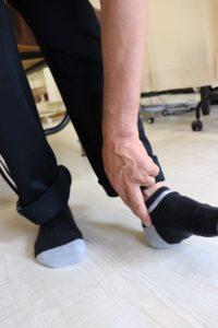 【症例報告】走っていると左のかかとが痛くなります 40代 ランナー