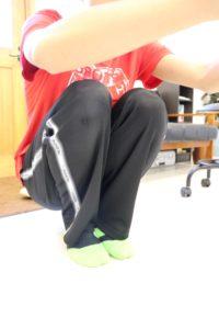 【症例報告】走っていると右の膝が痛くなります 中3 陸上 中・長距離