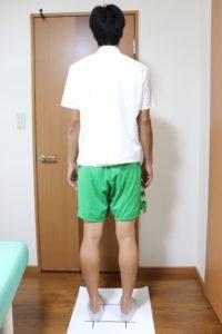 【症例報告】セービングの時に股関節と腰が痛いです サッカー GK 高3 富士市