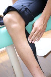【症例報告】左右のふくらはぎが痛いです サッカー 高3 肉離れ 富士市