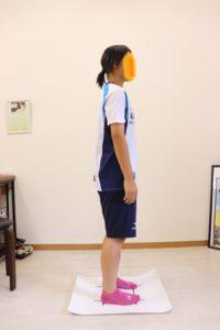 【症例報告】足の筋肉痛をとって欲しいです 高3 女子 サッカー