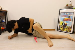 自分で出来る、腰椎分離症・腰痛の治し方 お尻の筋肉編