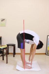 【症例報告】腰を反ったり曲げたりすると腰が痛いです 小5 バドミントン / 腰痛 富士市