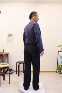【症例報告】走っているとだんだん右の腰が痛くなります マラソン/40代 男性  腰痛 富士市