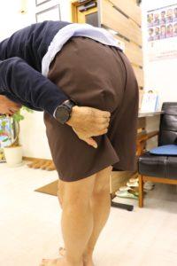 【症例報告】駅伝で走っていて左のもも裏が痛くなりました 40代 男性 ランナー/肉離れ