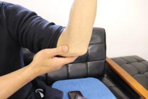【症例報告】3ヶ月前から左ヒジの内側が痛いです 30代 男性