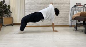 スポーツパフォーマンスを上げる為のトレーニング トレ③