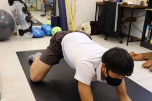 【症例報告】1ヶ月前から左の股関節が痛いです 恥骨筋炎 大学2年 サッカー