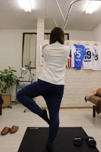 【症例報告】練習中に左の股関節が痛くなります チアダンス 大学2年 富士市